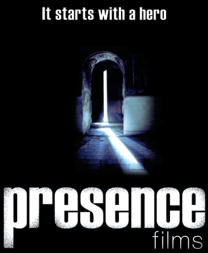 Welcome to Presence Films. Please enter.